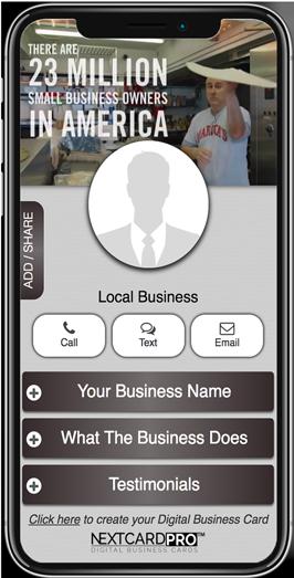 Nextcard pro digital business cards prev colourmoves